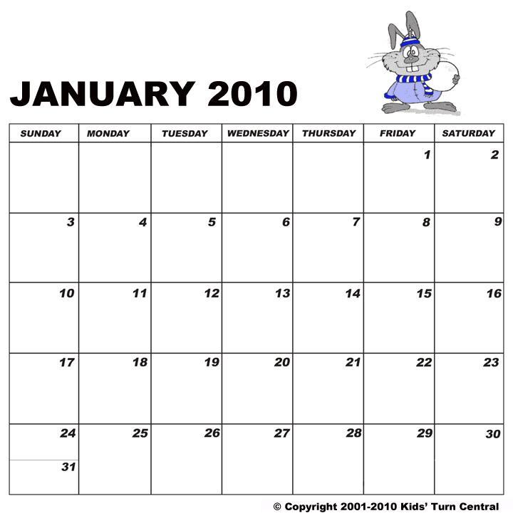 calendar january 2010. Calendar,january houston